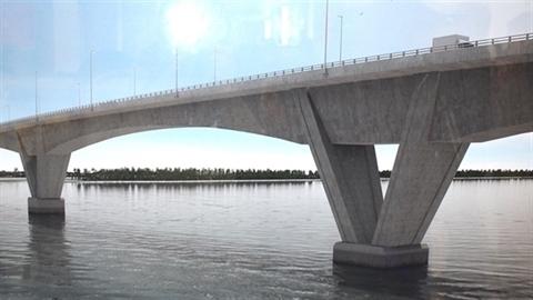 Xây cầu vượt biển: Bác nhà thầu...