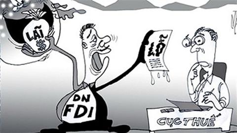 FDI chuyển giá, trốn thuế khai lỗ khủng?