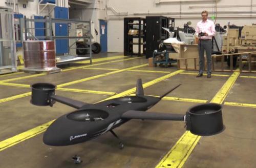 Nguyên mẫu thử nghiệm máy bay Phantom Swift sẽ có tốc độ bay tới 740km/giờ.