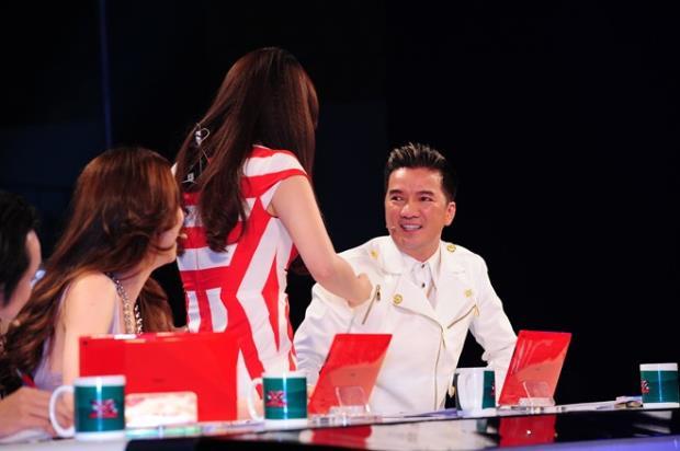 Đàm Vĩnh Hưng và Hồ Quỳnh Hương là hai cái tên tạo nên sự chú ý cho cuộc thi.