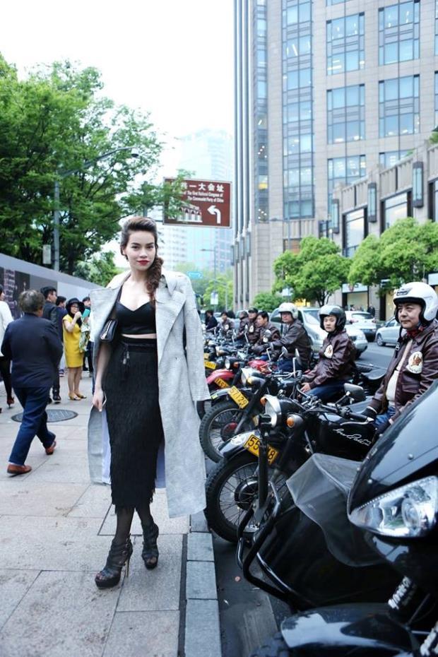 Cô đang đảm nhận vai trò ban giám khảo trong chương trình truyền hình thực tế X Factor - Nhân tố bí ẩn bên cạnh Hồ Quỳnh Hương, Đàm Vĩnh Hưng và Dương Khắc Linh.