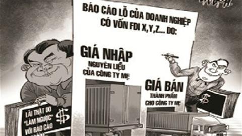 Chuyển giá FDI: Việt Nam vừa thất thu, vừa thành bãi rác...