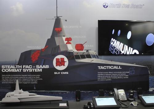 Có thể thấy, cấu hình hệ thống và vũ khí trên chiến hạm FMPV cải tiến sử dụng toàn hàng châu Âu.