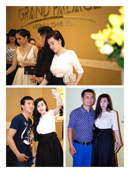 Những hình ảnh chứng tỏ Bà Tưng ngày càng ngoan hiền