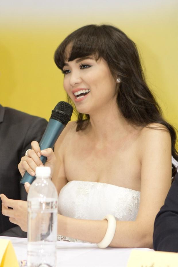 Cô cũng lần đầu chia sẻ về scandal đã qua, và gửi lời xin lỗi chân thành đến khán giả