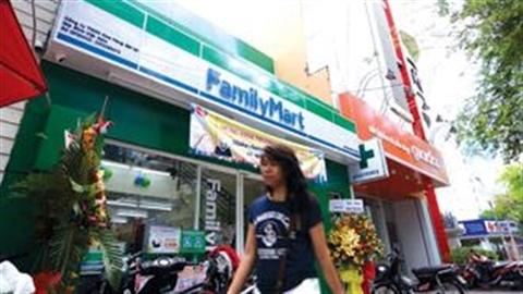 Cứ điểm bán lẻ của người Thái