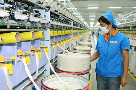 Làn sóng đầu tư của các doanh nghiệp dệt may Trung Quốc đổ dồn vào Việt Nam là để đón đầu TPP