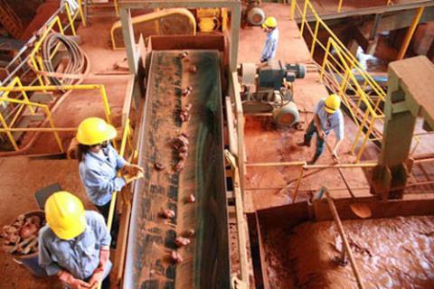 Vấn đề nhân công tại các dự án bauxite được quan tâm