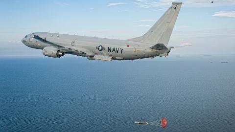 Sát thủ săn ngầm P-8A Poseidon