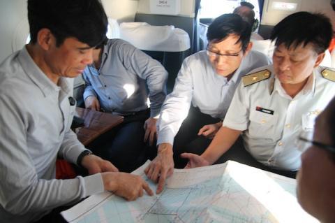 Vụ máy bay MH370: Malaysia không đổ lỗi cho Việt Nam