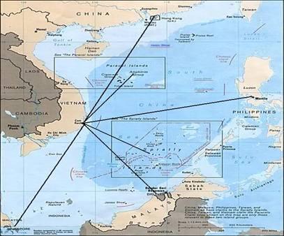 """Không có một tuyến hàng hải nào """"qua mặt"""" được Cam Ranh"""