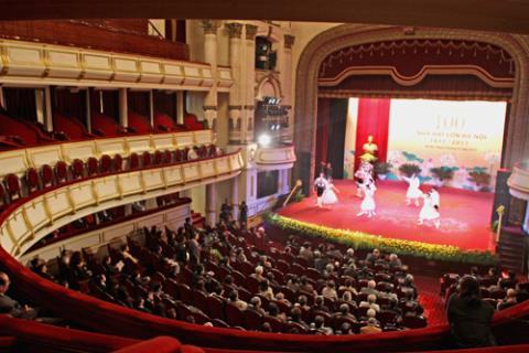 Sẽ nâng cấp các nhà hát tại HN, TPHCM, Đà Nẵng