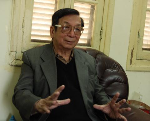 GS Trần Lâm Biền - Nhà nghiên cứu văn hóa