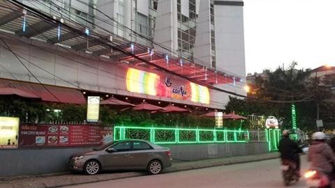 Chi 10.000 tỷ xây nhà hát:Sẽ học Hà Nội bán... hàng ăn?