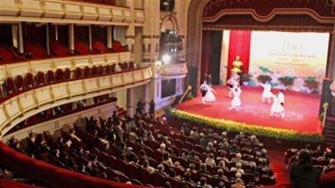 Bộ Văn hóa: 10.000 tỷ đồng xây nhà hát, rạp chiếu phim...
