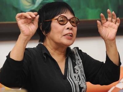 TS.NSND Phạm Thị Thành - Nguyên Giám đốc Nhà hát Tuổi trẻ