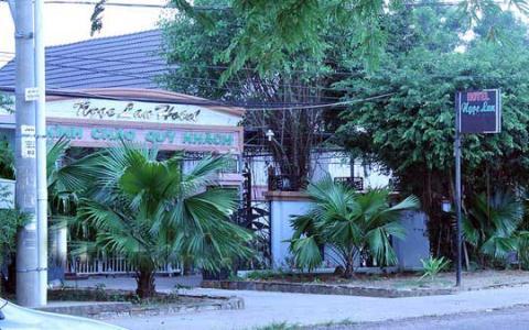 Khách sạn Ngọc Lan - nơi xảy ra sự việc