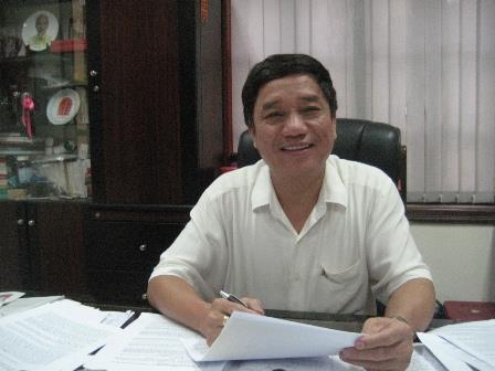 Ông Lê Hồng Sơn, Cục trưởng Cục KTVB quy phạm pháp luật, Bộ Tư pháp.