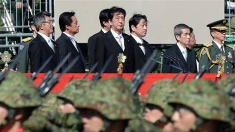 Nhật thúc đẩy bán vũ khí, Trung Quốc 'run'