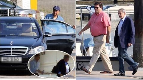 """Ông Jimmy Lai đã bí mật gặp gỡ """"người bạn thân"""" là cựu Thứ trưởng Bộ Quốc phòng Mỹ Paul Wolfowitz"""