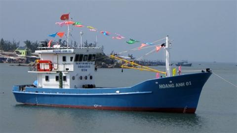 10.000 tỷ đóng tàu:Chưa dám ra Hoàng Sa bằng mẫu tàu SBIC!
