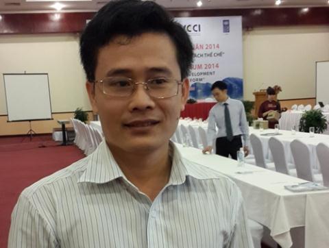 Ông Đỗ Thiên Anh Tuấn - Giảng viên Chương trình Giảng dạy Kinh tế Fulbright
