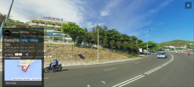 Ví dụ: đường Hạ Long, TP. Vũng Tàu.