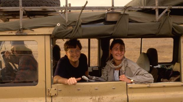 Chuyến đi đầu tiên đến Phi Châu năm 1993