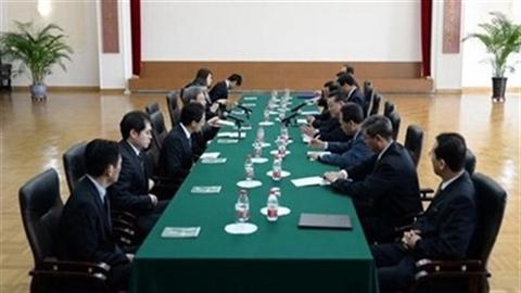Nhật nhanh tay tặng quà Triều Tiên khi ông Tập