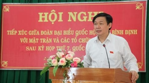 Ông Vương Đình Huệ:Hội nhập,không phụ thuộc bất cứ nước nào