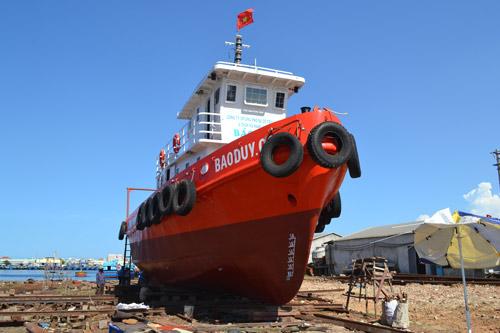 Bảo Duy 09 có chiều dài 22 m, rộng 6 m, lắp 2 máy công suất 1.100 CV có thể đảm nhận các nhiệm vụ cứu nạn cứu hộ, trục vớt, lai dắt tàu cá ngư dân gặp nạn.