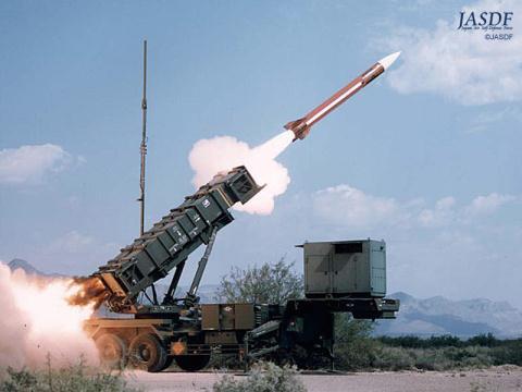 Hệ thống tên lửa PAC-2 của Nhật Bản