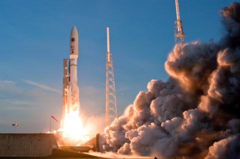 Atlas V của Mỹ được phóng vào quỹ đạo