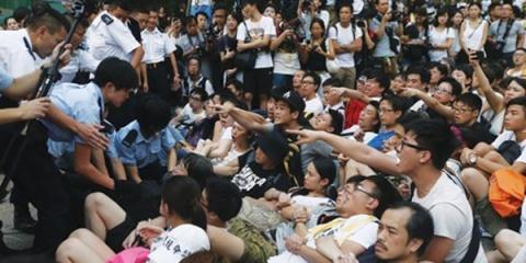 Cuộc biểu tình tại Hong Kong đã có tác động tới Macau
