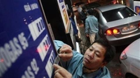 Bộ Tài chính: Tăng giá xăng liên tục 5 lần để tránh...sốc