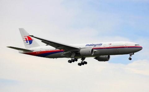 Máy bay Malaysia chở gần 300 người rơi ở Ukraine