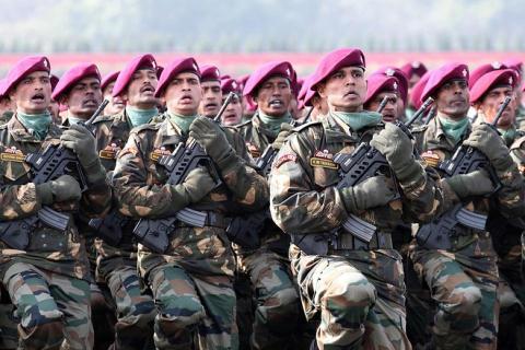 Quân đội Ấn Độ đang có dấu hiệu của sự xuống cấp, đặc biệt ở bộ binh và các lữ đoàn trọng pháo