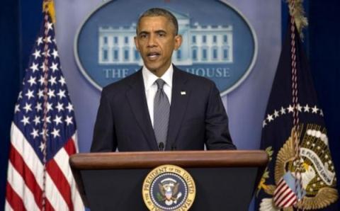 Tổng thống Obama.