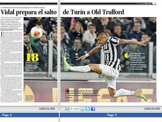 Man Utd sắp có Vidal, Arsene Wenger giữ chân Giroud