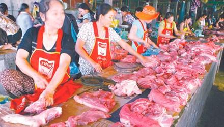 Chất gây ung thư trong thức ăn hỗn hợp cho lợn thịt đã xuất hiện trở lại - Ảnh TPO