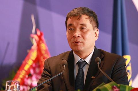 Ông Nguyễn Thành Phương - Chủ tịch Vinaconex. Ảnh: Vinaconex