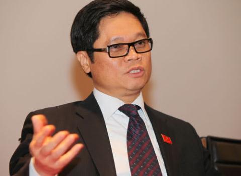 Ông Vũ Tiến Lộc - Chủ tịch VCCI