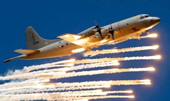 Máy bay tuần tra trinh sát, tác chiến chống ngầm P-3C Orion mà sự xuất hiện của nó trên Biển Đông có thể tạo nên một sự thay đổi địa chính tri, địa quân sự khu vực.