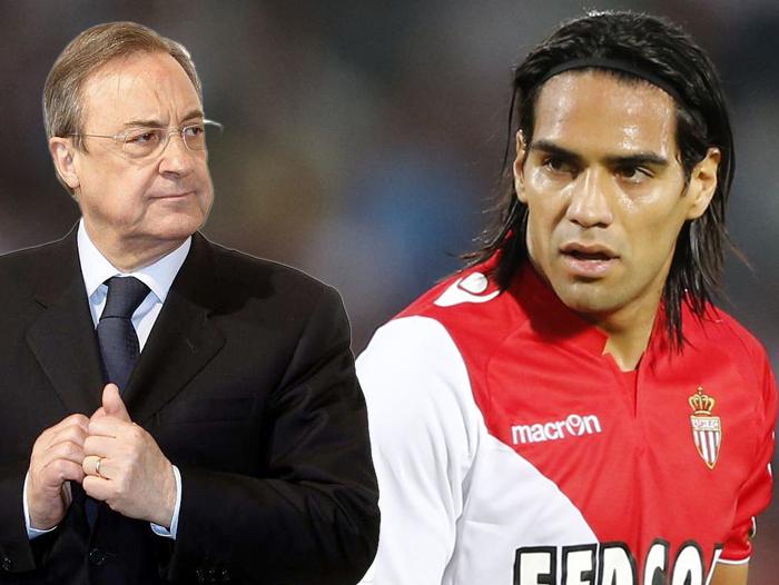 Tờ Daily Star (Anh) cho biết chân sút Radamel Falcao đã từ chối Liverpool để được sang Real Madrid thi đấu.