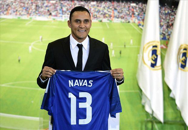 Lopez nghĩ mình nên được công bằng hơn, và tức giận khi Real lại mua một thủ môn mới nữa: Keylor Navas.