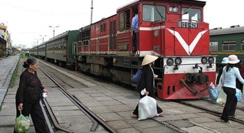 Chủ tịch đường sắt bị nhắc nhở
