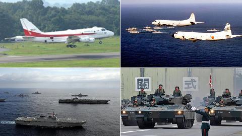 Vũ khí trang bị của Nhật được đánh giá có chất lượng thuộc top đầu thế giới