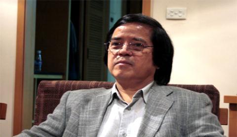 Giáo sư Trần Văn Thọ, Đại học Waseda, Tokyo.
