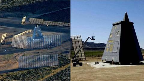 Thử nghiệm radar đa chức năng, 2 băng tần AN/SPY-3 (S/X-Band) và tiếp diện phản xạ radar của tháp điều khiển