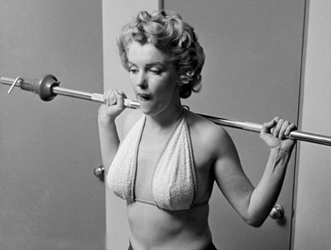 Bí quyết giữ dáng của Marilyn Monroe